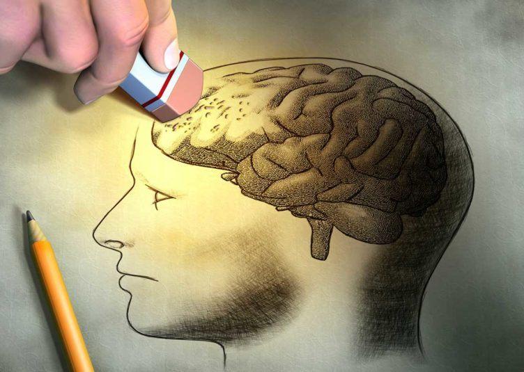 zaburzenia pamięci