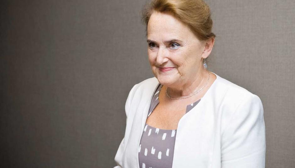 Barbara Czaplicka, posłanka, przewodnicząca Parlamentarnego Zespołu ds. Chorób Rzadkich