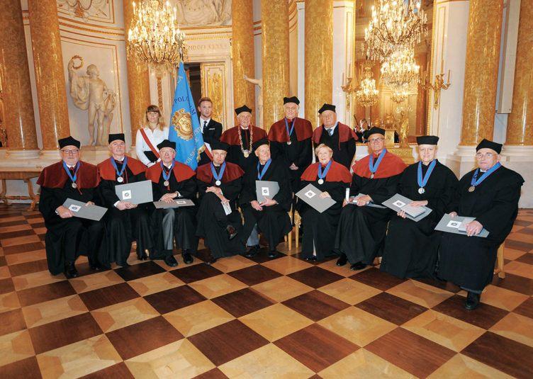 Polskie Towarzystwo Lekarsie gala 2014