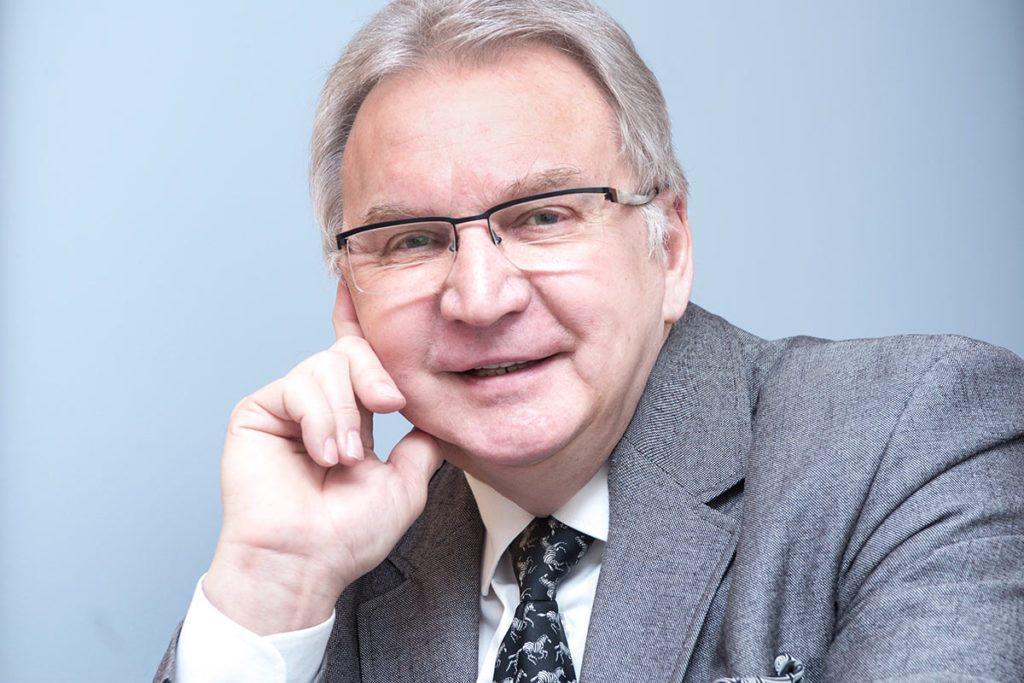 Prof. dr hab. med. Aleksander Sieroń dr h.c. multi