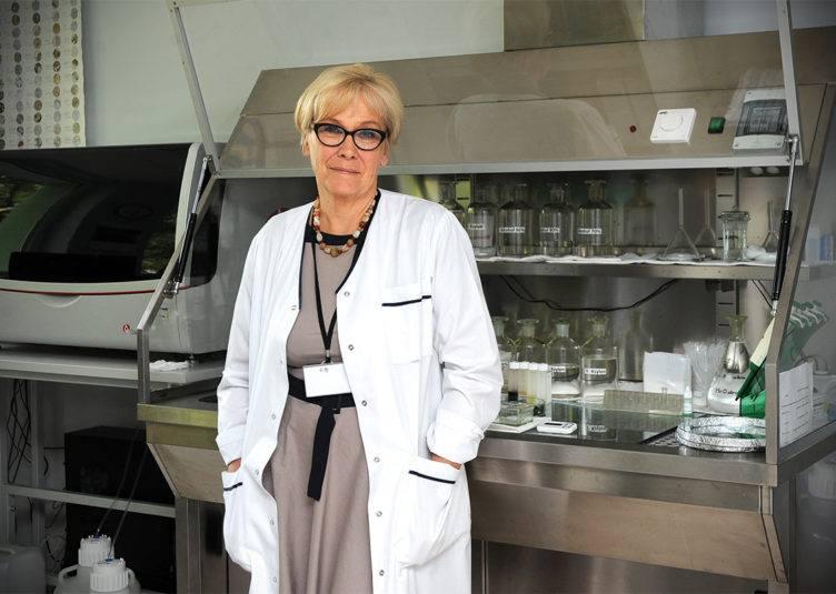 Barbara Górnicka