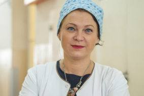 Prof Ewa Barcz