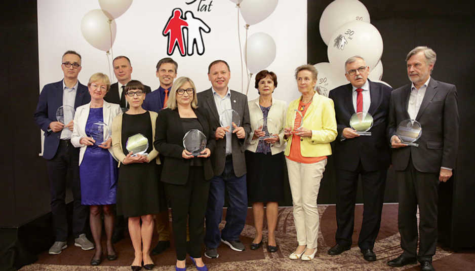 30 lat Polskiego Stowarzyszenia Chorych na Hemofilię