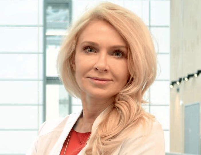 prof. Małgorzata Sokołowska-Wojdyło