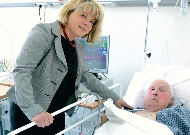 prof. Krystyna Widecka