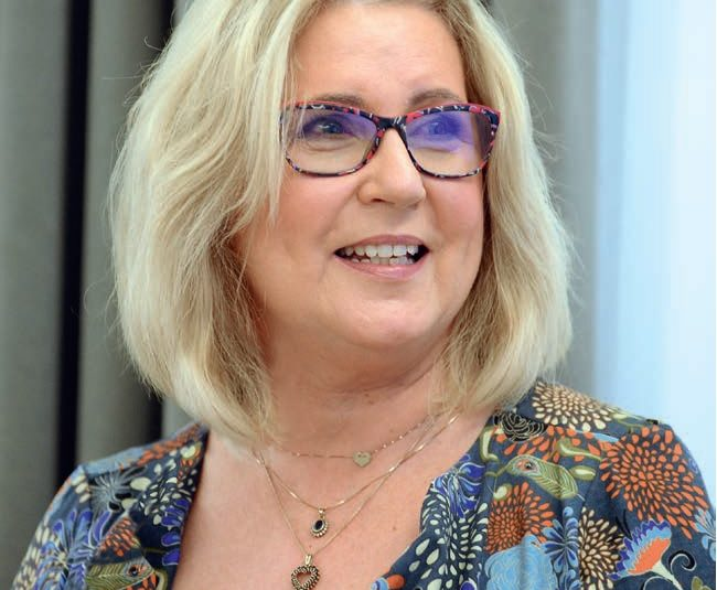 prof. Iwona Grabska-Liberek