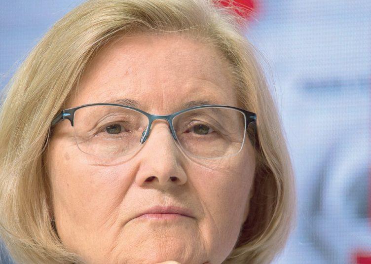 prof. Józefina Hryniewicz