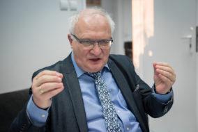 Prof. Krzysztof Simon/fot: EastNews/Marek Kowalczyk/REPORTER