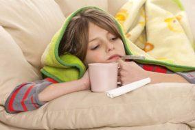 Infekcje górnych dróg oddechowych