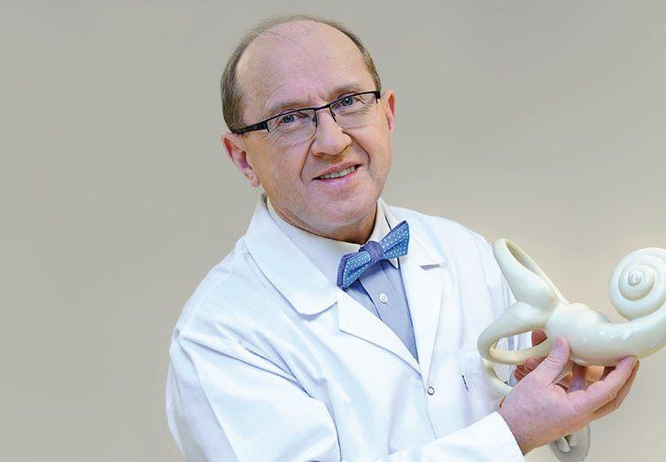 Prof. dr hab. med. dr h.c. multi Henryk Skarżyński