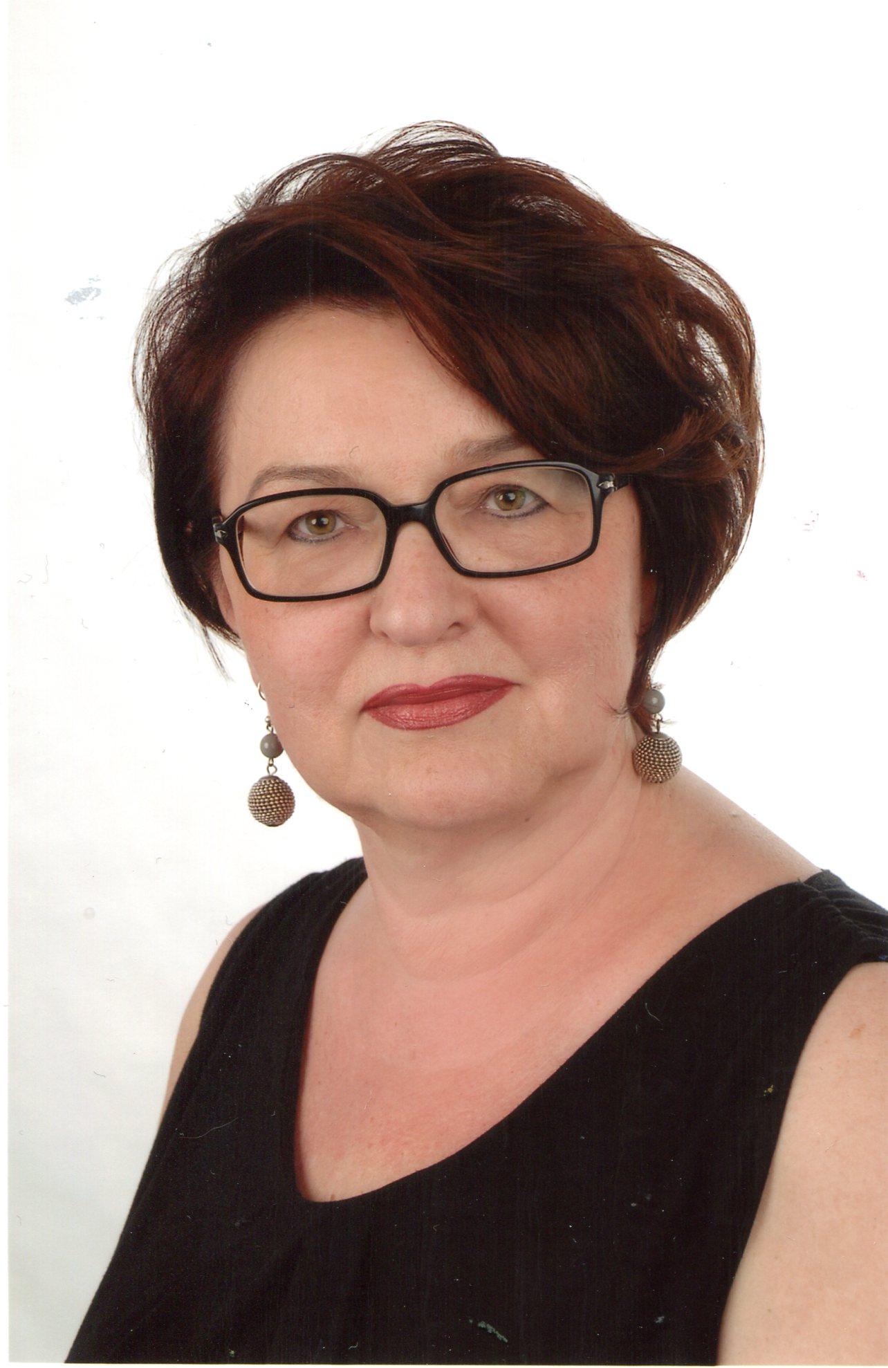 prof. Alicja Bujakiewicz-Krześniak