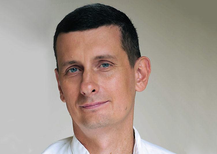 prof. Marcin Kurzyna